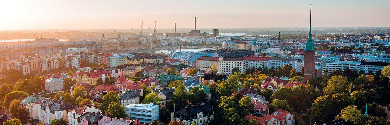 Flüge: Finnland ( November 2018 - März 2019 ) Hin- und Rückflug von Berlin nach Helsinki ab 43,94€