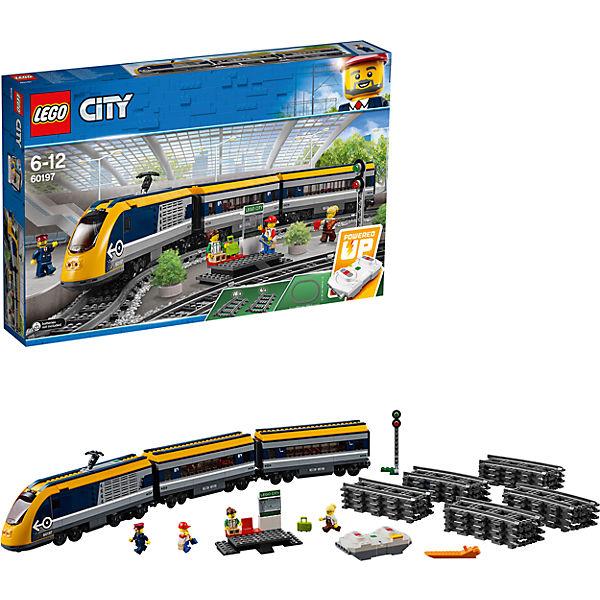 LEGO City Personenzug 60197 myToys/eBay