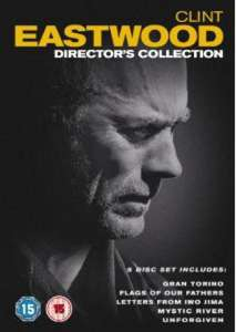 Clint Eastwood - Directors Collection (Blu-Ray) u.a. mit Gran Torino, Mystic River, Erbarmungslos für 11,98€