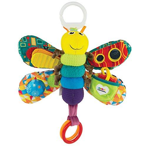 Lamaze Baby Spielzeug Freddie, das Glühwürmchen Clip & Go [Amazon Prime]