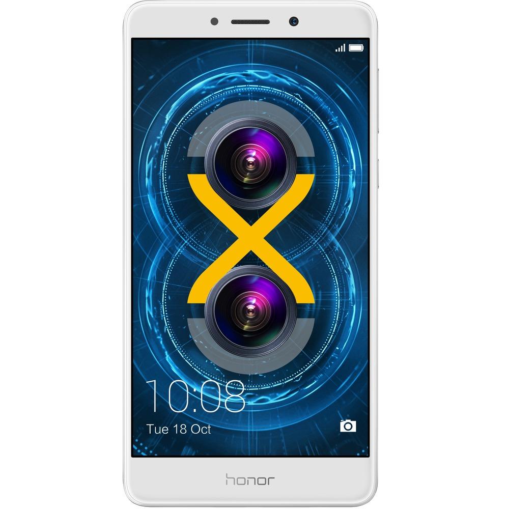 Honor 6X 32GB silber (Rakuten Super Sale zzgl. 26,40€ in Superpunkten)