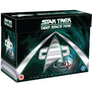 Star Trek DVD-Komplettboxen (DS9, Voyager, TNG) @amazon.co.uk ab 62,52 EUR (inkl. Versand)