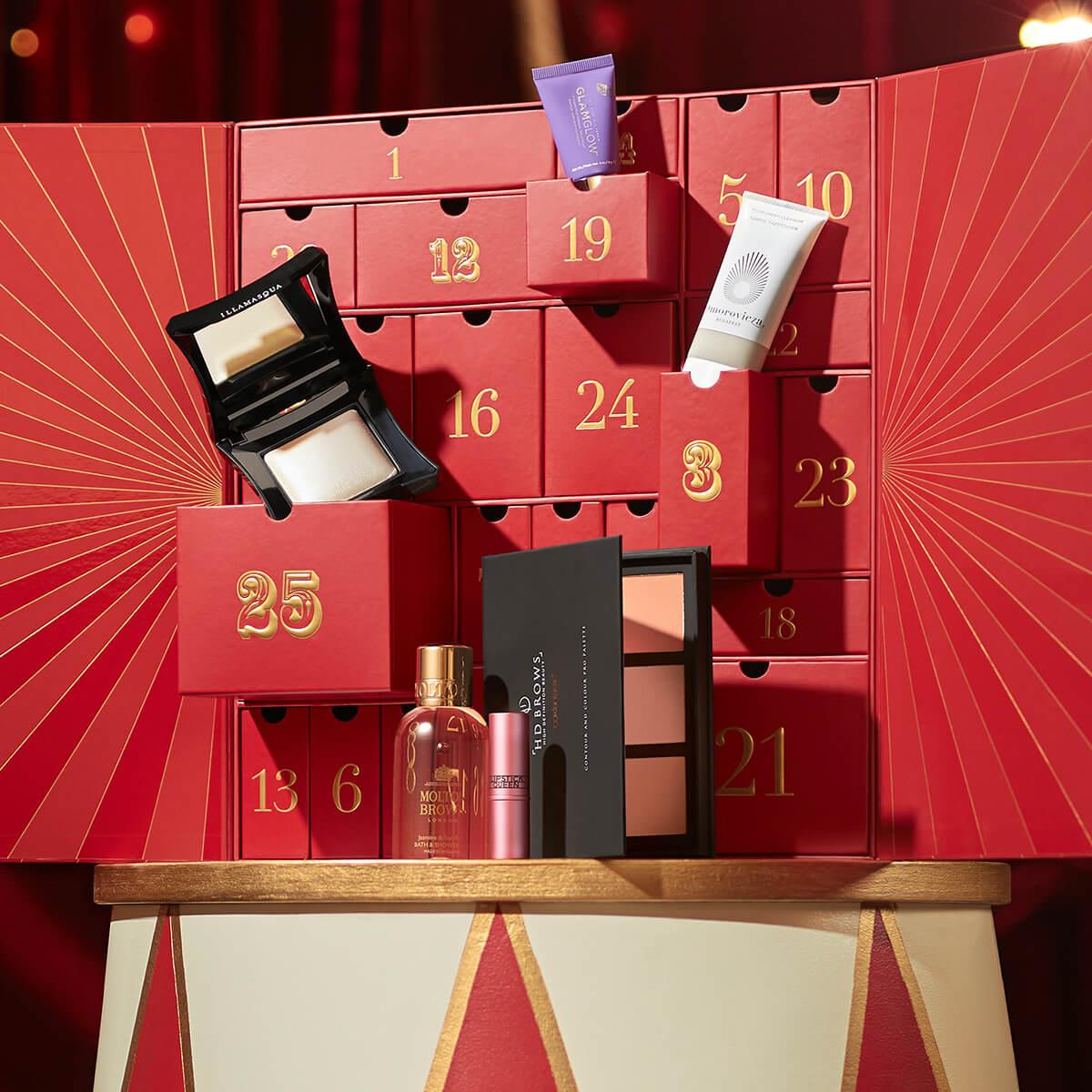lookfantastic Adventskalender mit 20% Rabatt oder mit der Lookfantastic Beauty Box