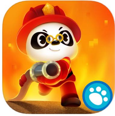 Dr. Panda Feuerwehr kostenlos für (iOS & Android)