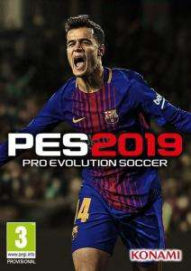 Pro Evolution Soccer 2019 (Steam) für 18,74€ (Voidu)