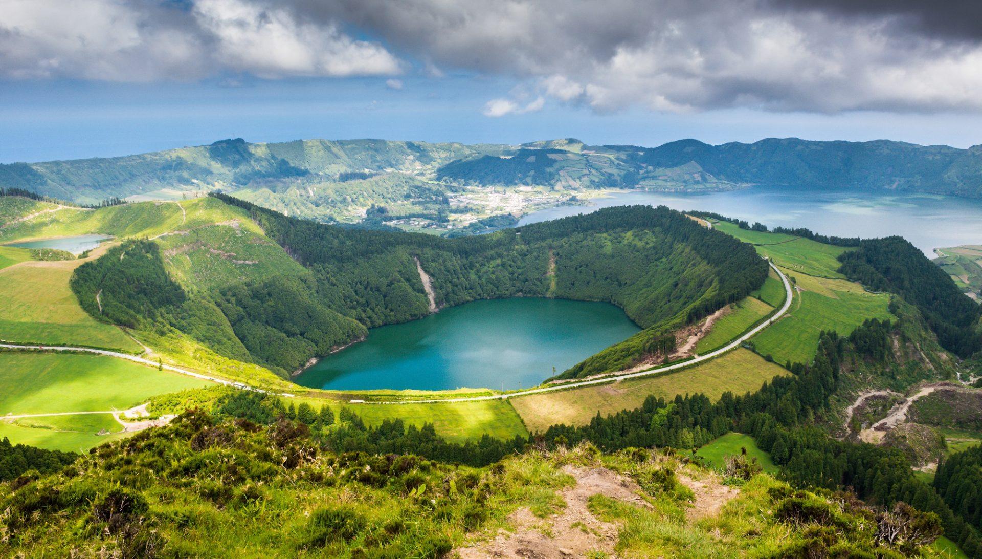 Azoren [November - März] Hin- und Rückflug mit Ryanair von Frankfurt, Karlsruhe uvm. nach Ponta Delgada 46 € / zwei Tickets notwendig