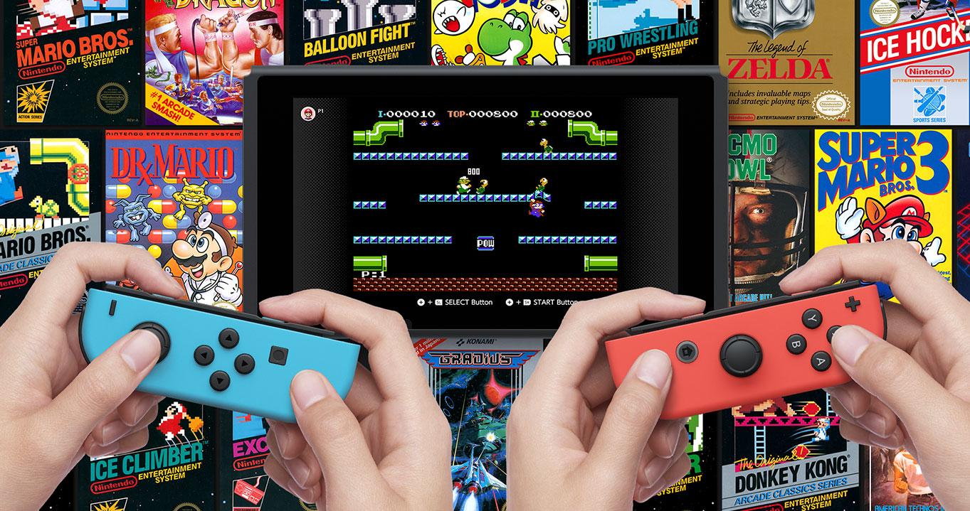 Nintendo Switch Online - Zusätzliche NES Spiele im November