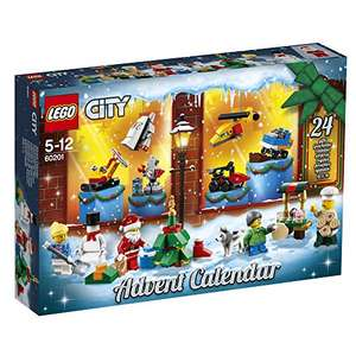 LEGO City Adventskalender (60201) [amazon Prime]