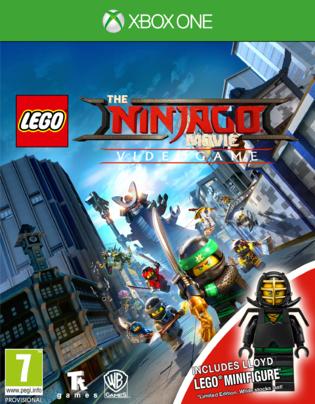 The LEGO Ninjago Movie: Videogame Mini-fig Edition (Xbox One) für 14,74€ (ShopTo)