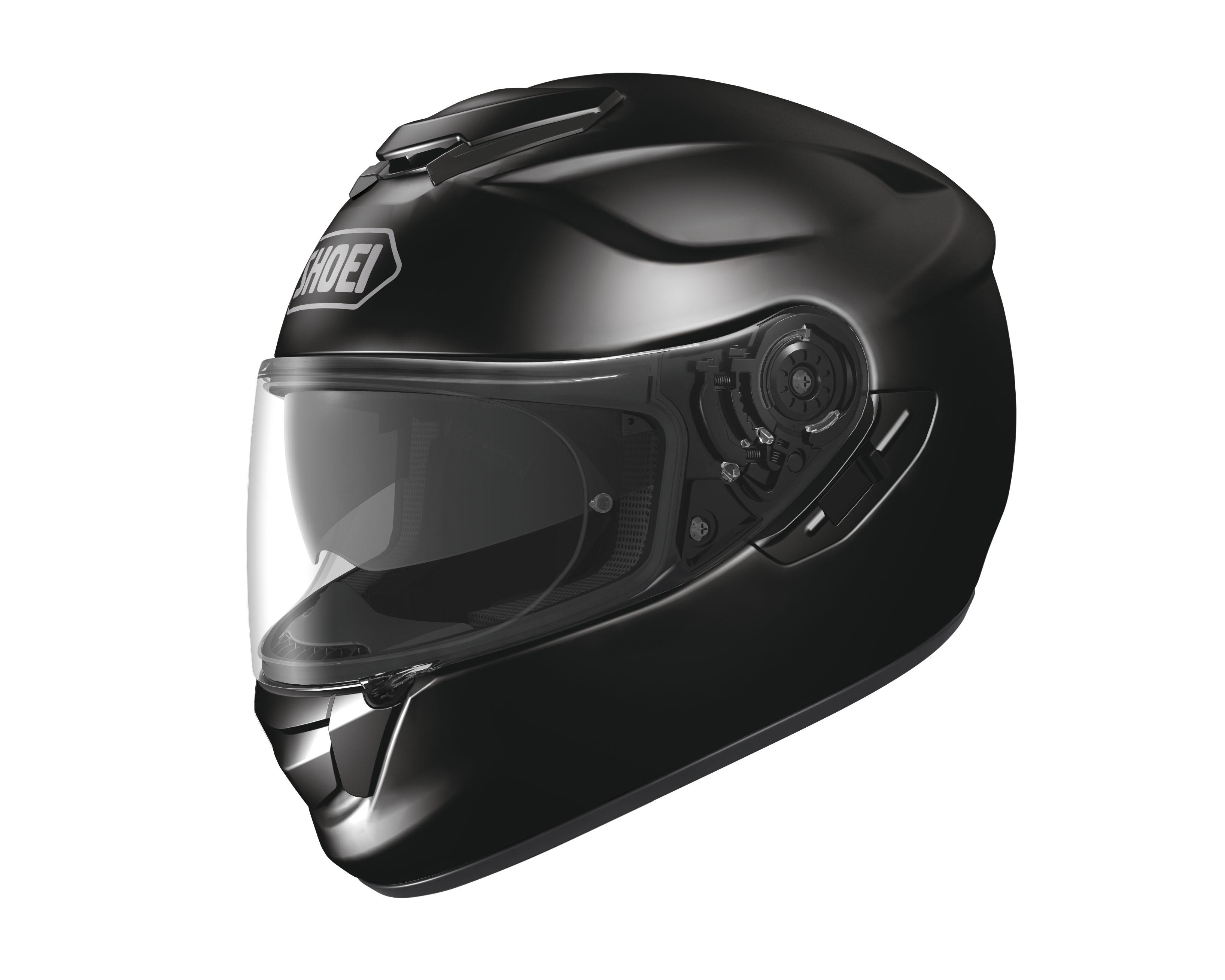 Shoei GT-AIR M schwarz (oder matt grau für 324,95€)