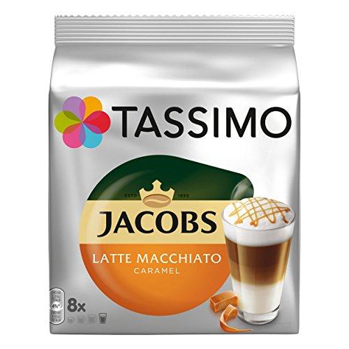 Tassimo Jacobs Latte Macciato