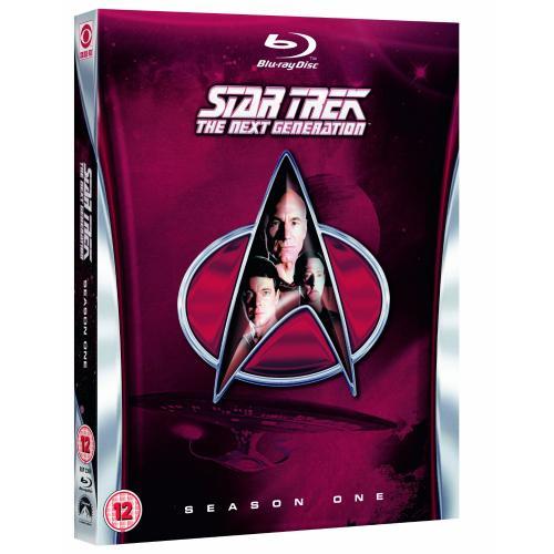 Star Trek: The Next Generation - Season 1 [Blu-ray] 40,50 € @ amazon.co.uk