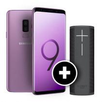 Vodafone Smart L Plus (5GB LTE, Allnet & SMS-Flat) mit Samsung Galaxy S9 Plus und Ultimate Ears Blast für 36,99€ im Monat + 4,95€ Zuzahlung