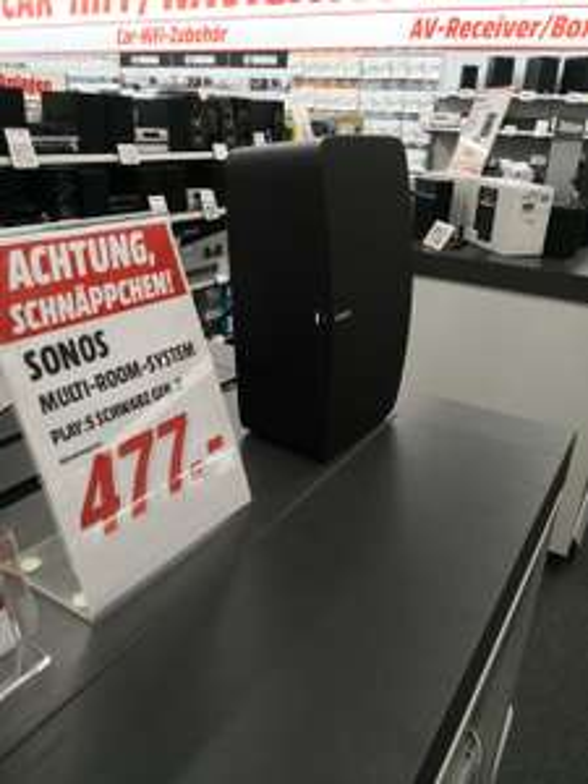 Sonos Play 5 *lokal Mediamarkt Bad Kreuznach*