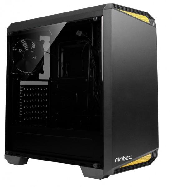 Gaming PC - HardwareRat 500 - Ryzen 3 1200, Radeon RX570, 8GB RAM, ASRock AB350M Pro4, 120GB SSD, 1000GB HDD,