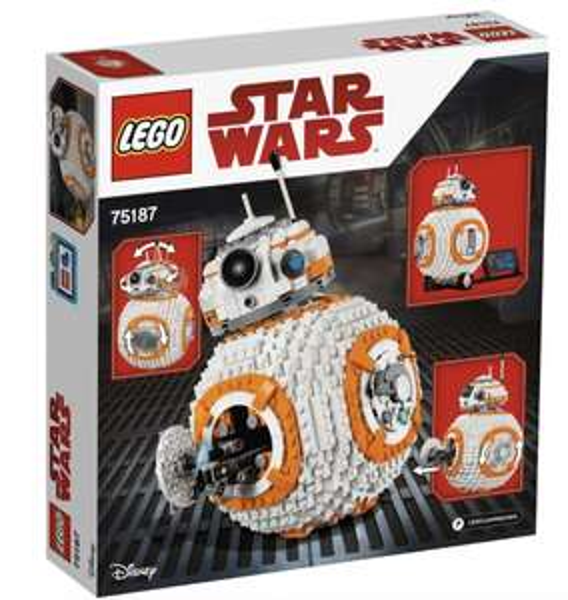 LEGO 75187 Star Wars - BB - 8