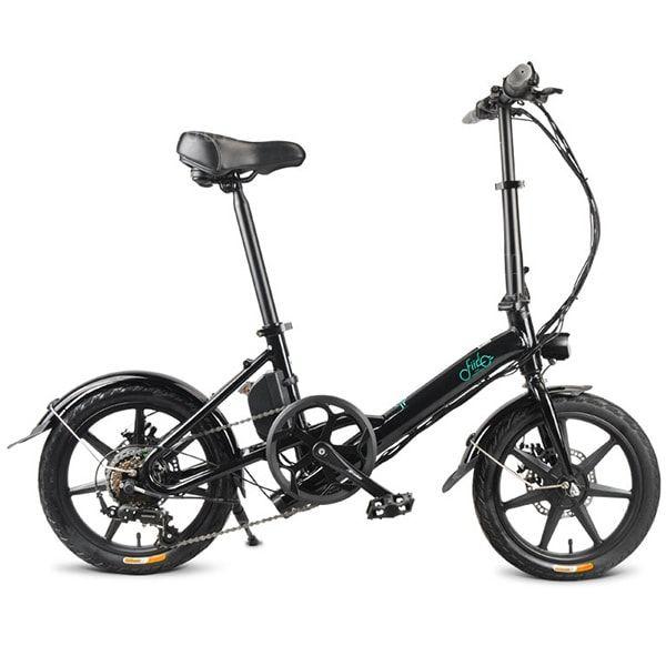 FIIDO D3 E-Bike oder Pedelec Mode fahrbar, Klapprad, Nachfolger vom D2
