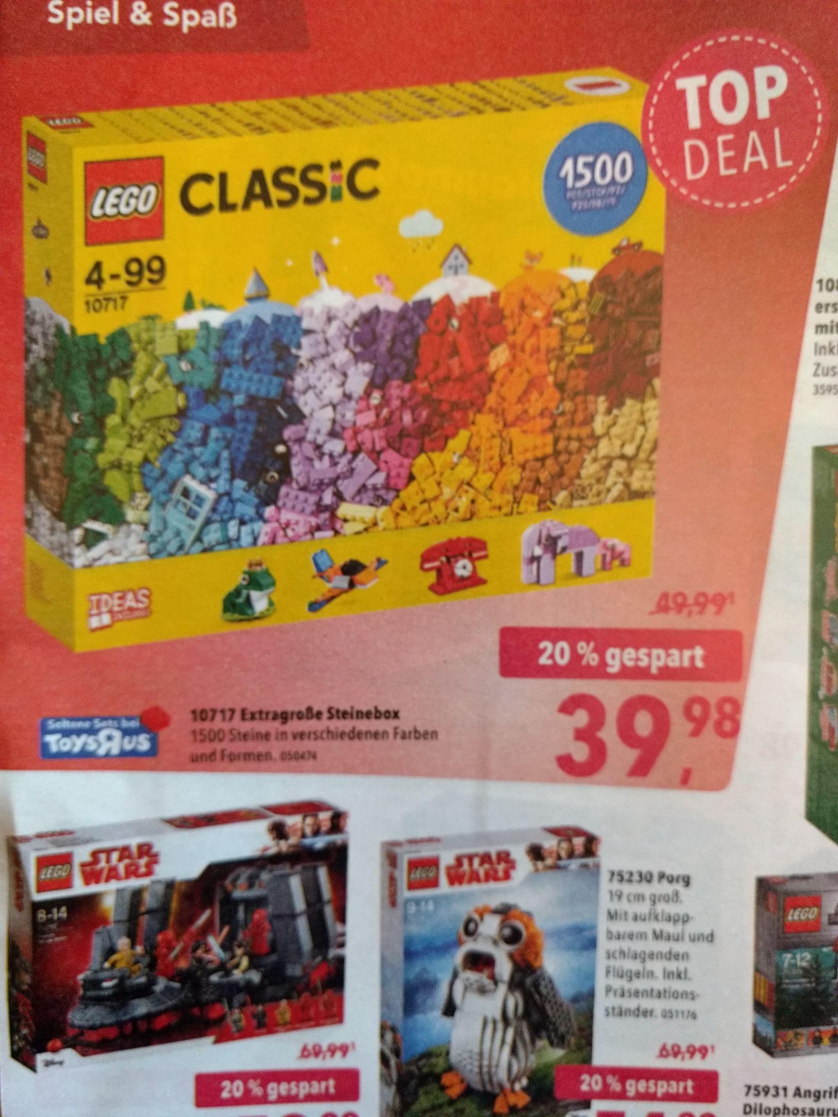 [Offline] ToysRUs: Lego Classic Steinebox 10717