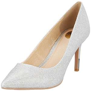 (Amazon Prime ) Gr.37-41 Buffalo Damen H733-c002a-4 P1855c Glitter Pumps
