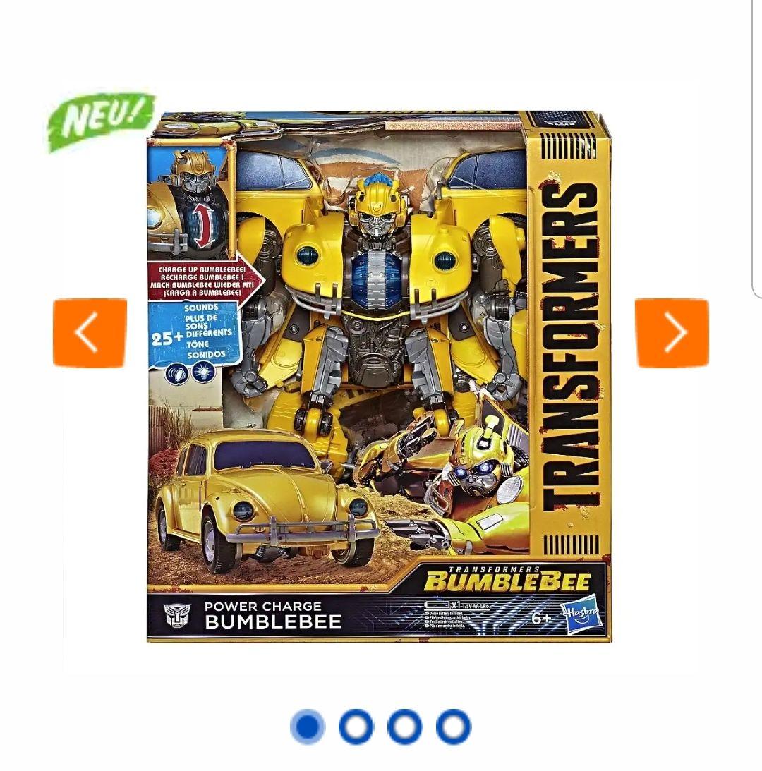(Alternate) 30% auf Hasbro Spielzeug. z.B. Bumblebee Transformers für 37,48€, Play-doh, Monopoly, Nerf usw.