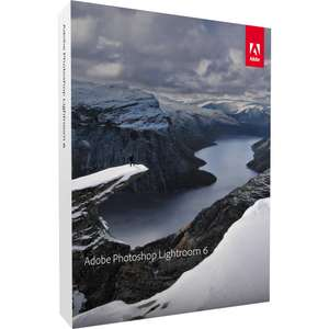 [Rakuten] Adobe Photoshop Lightroom 6 Deutsch Vollversion Download