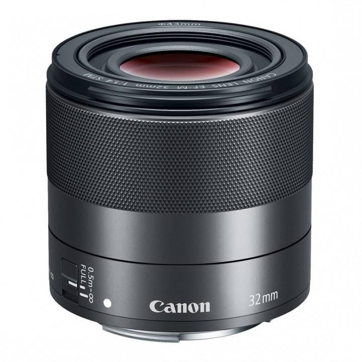 Canon EF-M 32mm F1.4 STM Objektiv