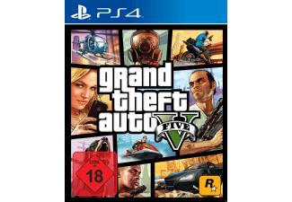 GTA 5 - Grand Theft Auto V - PlayStation 4 und Xbox One für je 17,-€ oder mit Masterpass für 15,13€ [Saturn]