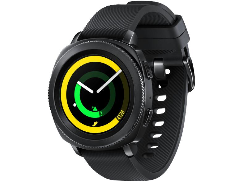 Media Markt SAMSUNG Gear Sport Smartwatch in Schwarz und Blau