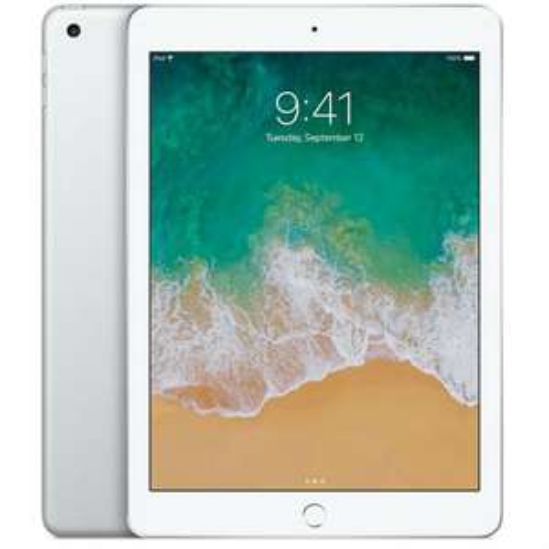 "Apple iPad 9.7"" 32GB Wifi - Silber (2018 Version) [Gratis Hülle]"