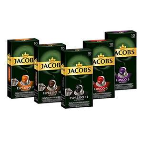 Jakobs Nespresso Kapseln 110fach Payback Punkte