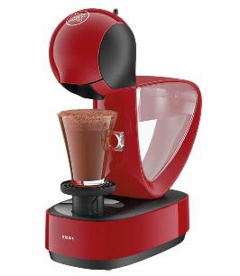 Krups Design-Kaffeekapselmaschine NESCAFÉ® DOLCE GUSTO® Infinissima in Rot KP1705 Versandkostenfrei