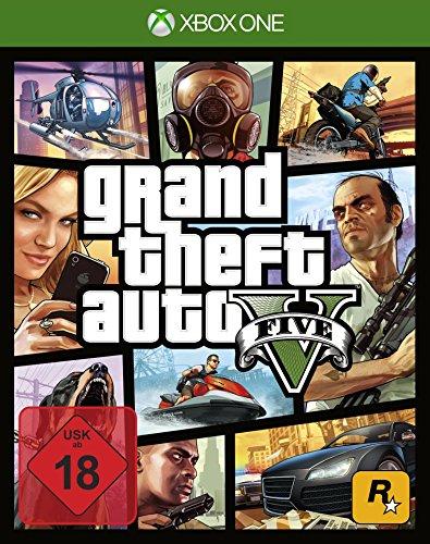 [Amazon] GTA 5 - Grand Theft Auto V - PlayStation 4 und Xbox One für je 17,-€