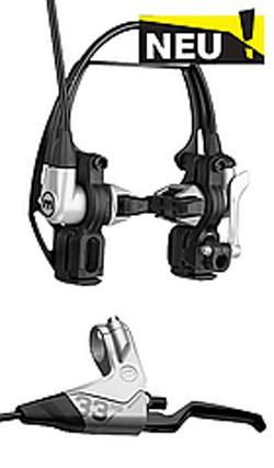 Fahrraddeal: Magura HS33 hydraulische Felgenbremsen - 12% unter üblichem Preis