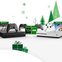 Xbox Store Black Friday Deals - z.B. 100€ Rabatt auf Xbox One S Konsolen & Bundles