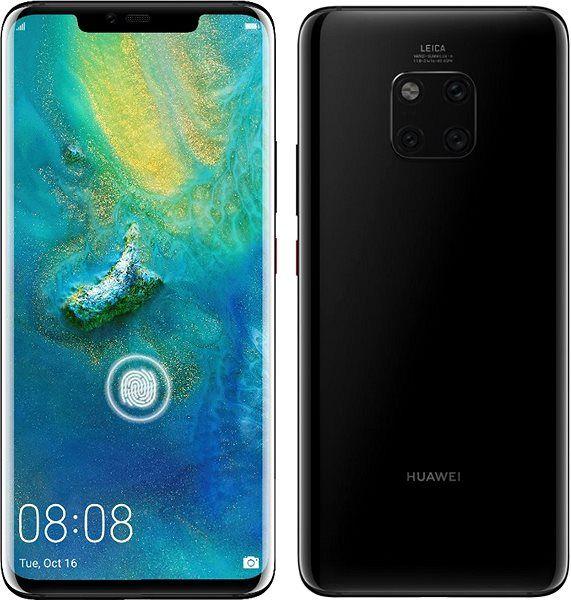 Huawei Mate 20 Pro LYA-L09 - 128GB - Black (Neu) Single Sim  2% shoop möglich
