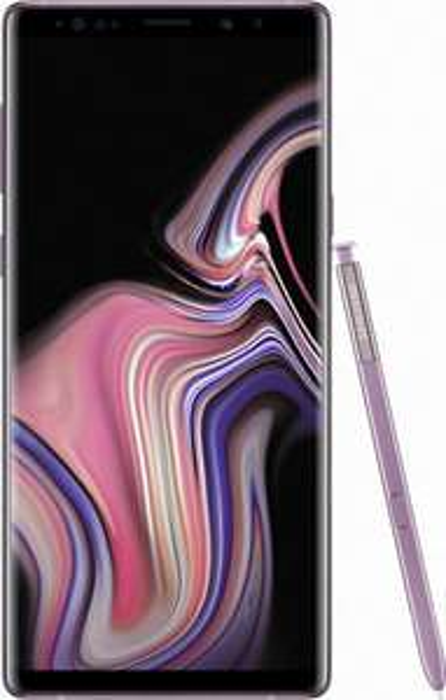 "Samsung Galaxy Note 9 Smartphone 6.4"" - QHD+, Exynos 9810, 6GB RAM, 128GB, schwarz oder violett (Amazon.it)"