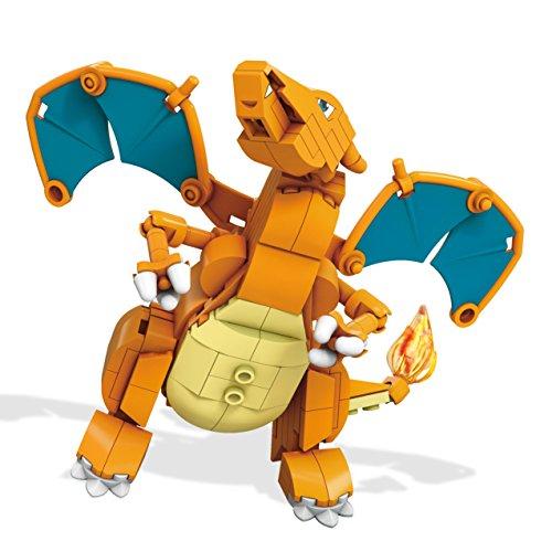 Mega Construx Pokemon Charizard Glurak (Amazon US)