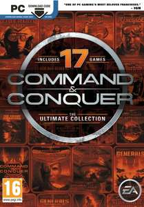 Command and Conquer: Ultimate Collection Key - EA Origin Code