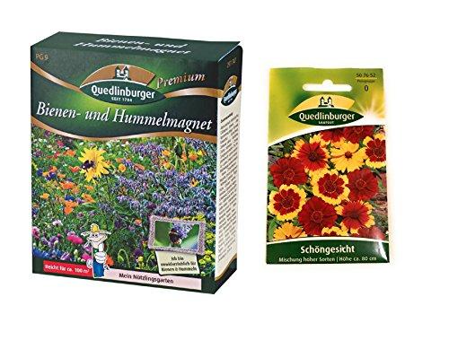 Blumenwiese 100m² Quedlinburger Saatgut