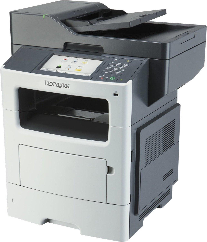 NBB-Blitzdeals: z.B. Lexmark MX617de (Drucker/Scanner/Kopierer/Fax, A4, 47S/min, 650 Blatt, LAN, 2x USB 2.0, Farb-LCD, Direct Print)
