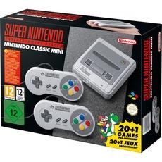 Nintendo Classic Mini Super Nintendo Entertainment System für 55,89€ inkl. Versandkosten bei Zahlung mit Paydirekt [Alternate]