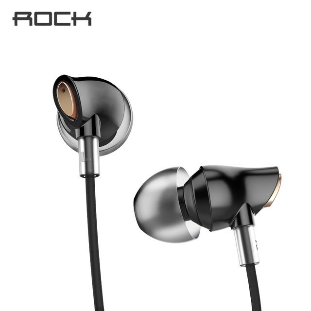 Rock Zircon 3.5 mm in-ear Ohrhörer [aliexpress] Nur über App - Singles Day für 6,85€