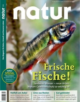 """13 Ausgaben """"Natur"""" für 72,35€ + 75€ Amazon Gutschein"""
