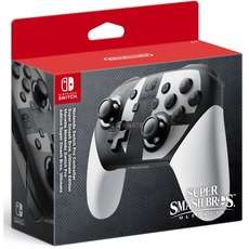 Nintendo Switch Pro Controller (Super Smash Bros. Ultimate Edition) für 60,89€ (Alternate Paydirekt)
