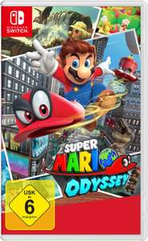[Lokal Berlin & München/ Amazon Now] Super Mario Odyssey für 34,99€ oder Pro Controller für 49,49€ Nintendo Switch (+weitere / MBW 40€)