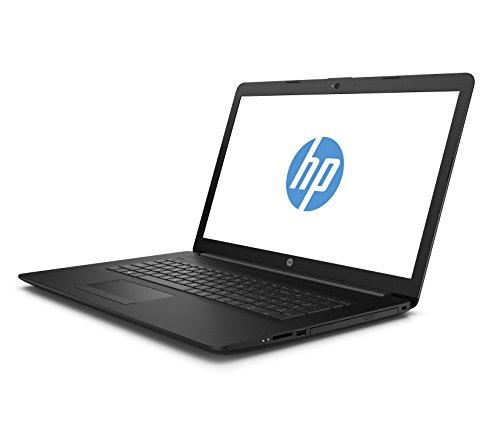 [Amazon] HP 17-by0205ng 43,94 cm (17,3 Zoll HD+) Notebook (Intel Celeron N4000, 8GB RAM, 256GB SSD, Intel UHD Grafik 600, oOS) schwarz