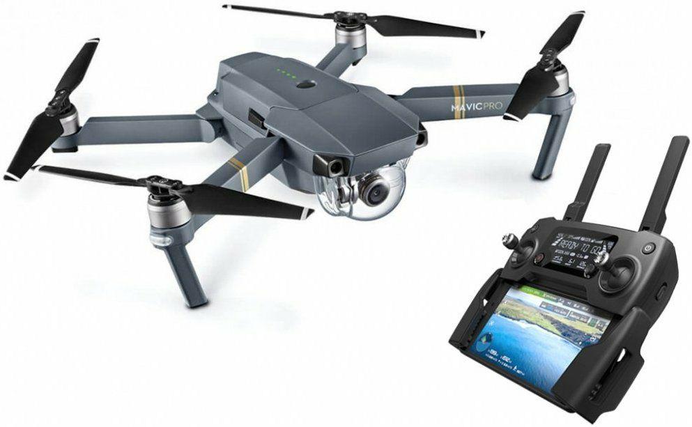DJI Mavic Pro Drohne faltbarer Quarcopter 4K(Amazon.es)