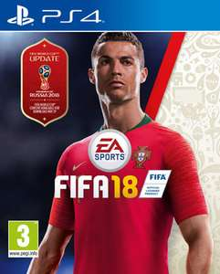 FIFA 18 (PS4) für 8,95€ (Shopto)