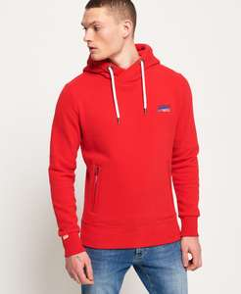 Superdry Hoodies jetzt auch für Männer für 26,36€ bzw. Jacken für Männer für 41,56€