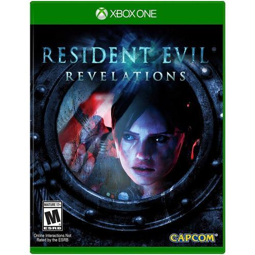Resident Evil: Revelations HD (Xbox One) für 11,41€ (Mymemory)
